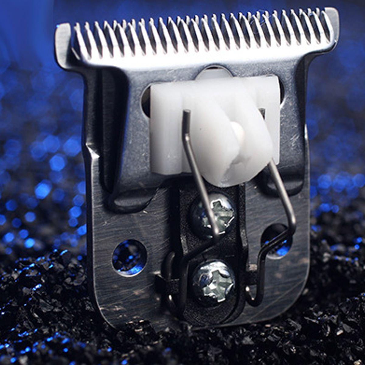 الفولاذ المقاوم للصدأ استبدال شفرة مجموعة ل Andis D7 D8 SlimLine برو لي مقص الشعر الحلاق شفرة تقطيع T-شفرة الانتهازي شفرة