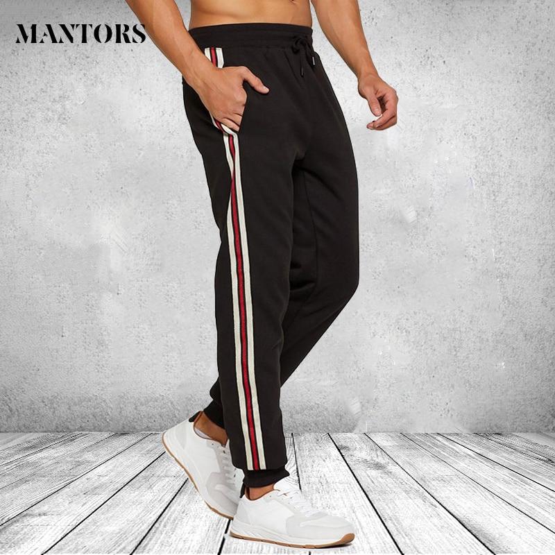 Men Black Joggers Pants Spring Summer Mens Big Pockets Cargo Pants Male Streetwear Overalls Sweatpants Plus Size Trousers Mens