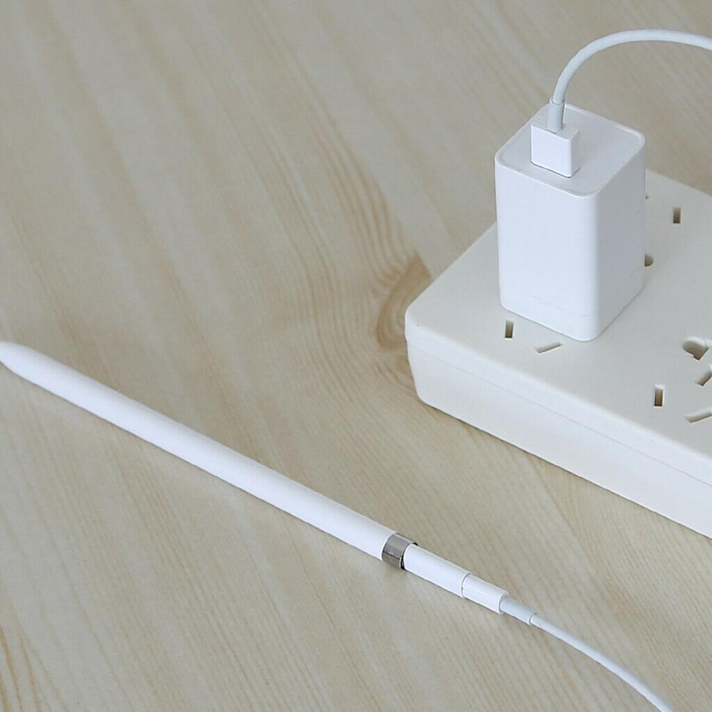 Conector convertidor de cargador Lightning hembra a hembra para iPad Pro 12,9...