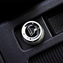Nrz Zilver Aluminium Auto Sigarettenaansteker Voor Toyota Corolla Yaris Vios MR2 Supra Lexus IS300
