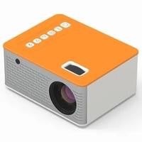 Nouveau UC28D Mini projecteur Portable WiFi Android 8 1 Home Cinema pour 1080P video Proyector LED telephone video 3D Beamer