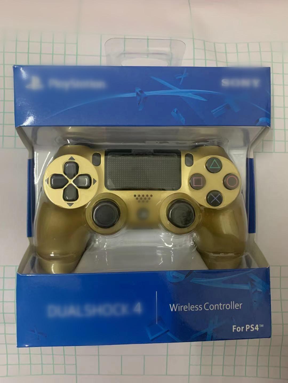 Бесплатная доставка для Sony PS4 контроллер Bluetooth Вибрационный геймпад для Playstation 4 беспроводной джойстик для PS4 игровая консоль
