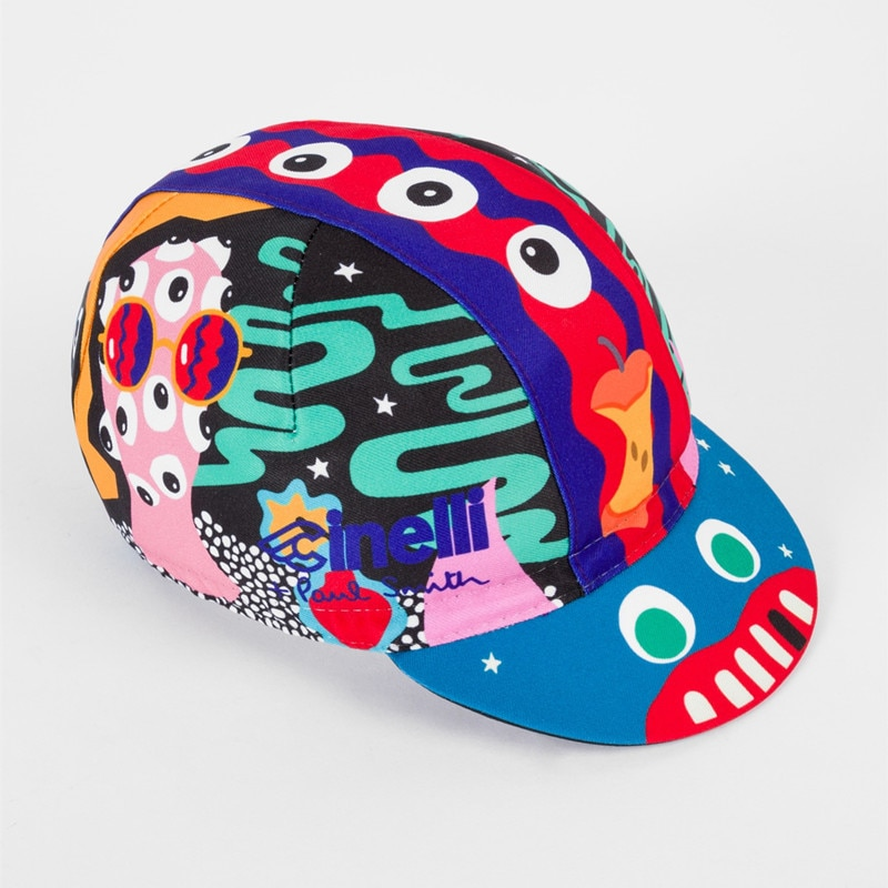 Cinelli 2020, gorra de ciclismo, ropa para bicicleta, gorra sombrero, ciclismo ligero, transpirable, talla libre, tocado para ciclismo
