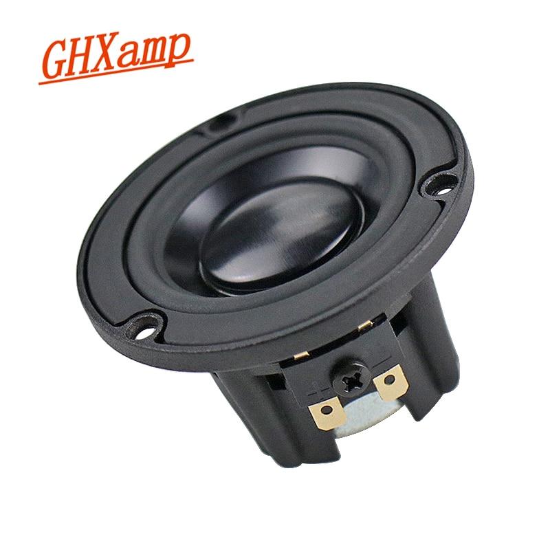 GHXAMP 2 pulgadas gama completa de altavoz de rango medio 4Ohm 20W...