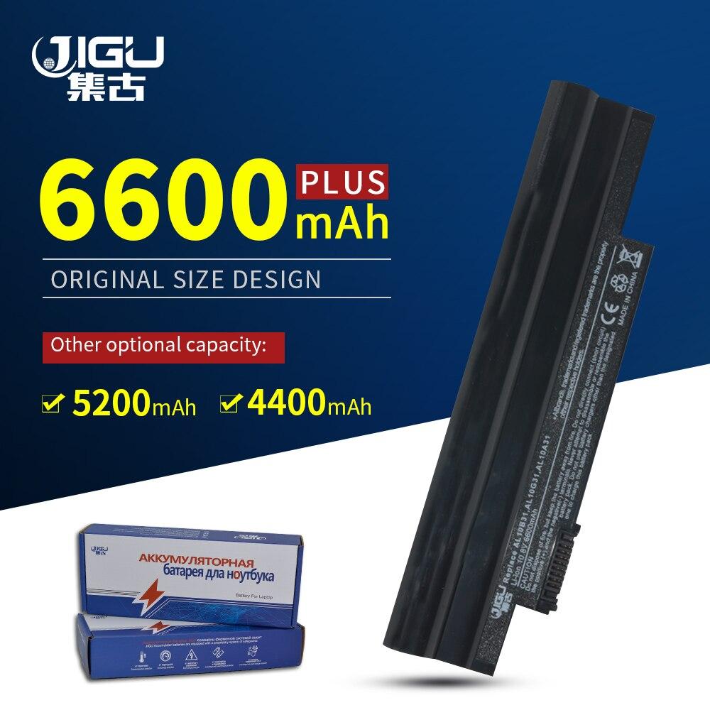 JIGU negro AOD255 AOD260 de batería para Acer Aspire 522 AC700 722...