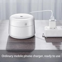 ELOOLE     humidificateur dair ultrasonique Portable USB 2020  220 ML  diffuseur dhuile essentielle aromatique pour voiture et maison