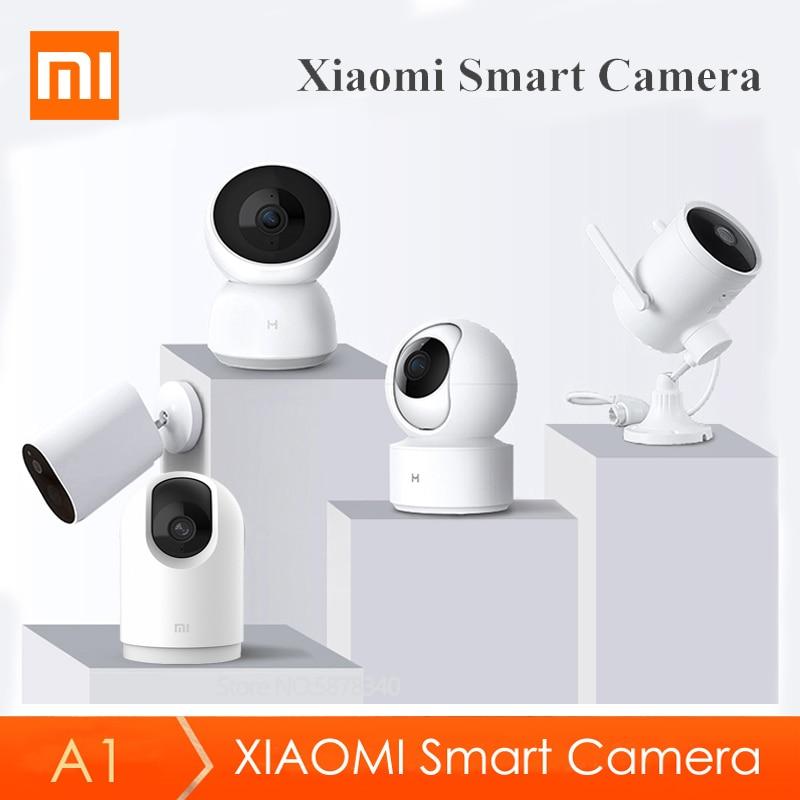 Xiaomi-كاميرا مراقبة خارجية Ip Wifi 2K Full HD ، جهاز أمان لاسلكي ، مع رؤية ليلية Cctv