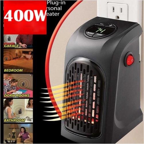 400 Вт мини нагреватель домашний удобный небольшой нагреватель энергосберегающие Мощность экономии офис воздуходувка горячего воздуха быс...