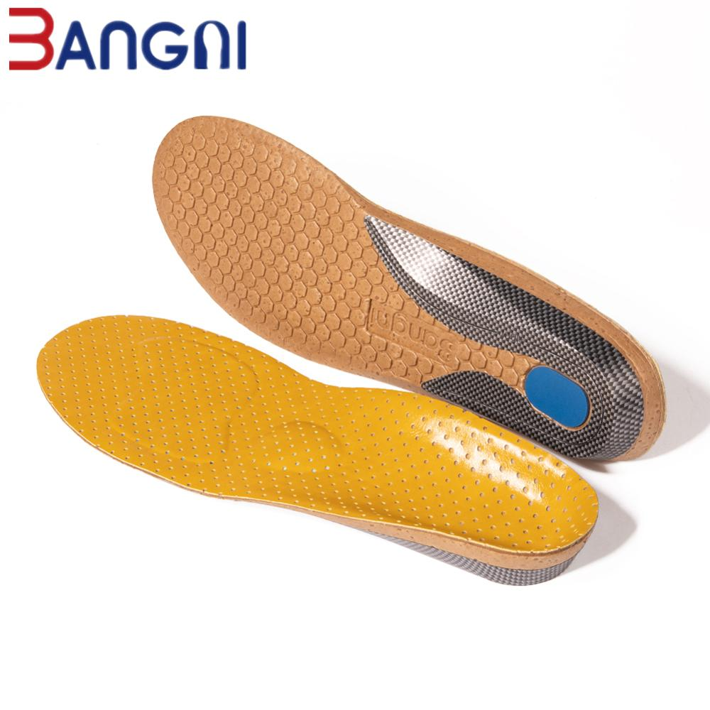 3angni orthopedic insoles flat feet arch support microfiber leather orthotic insoles for shoes inserts cushion for men women 3ANGNI Leather Orthotics Insole For Flat Feet Hard Arch Support Shoe Pads Orthopedic Insoles For Men Women Feet Cushion