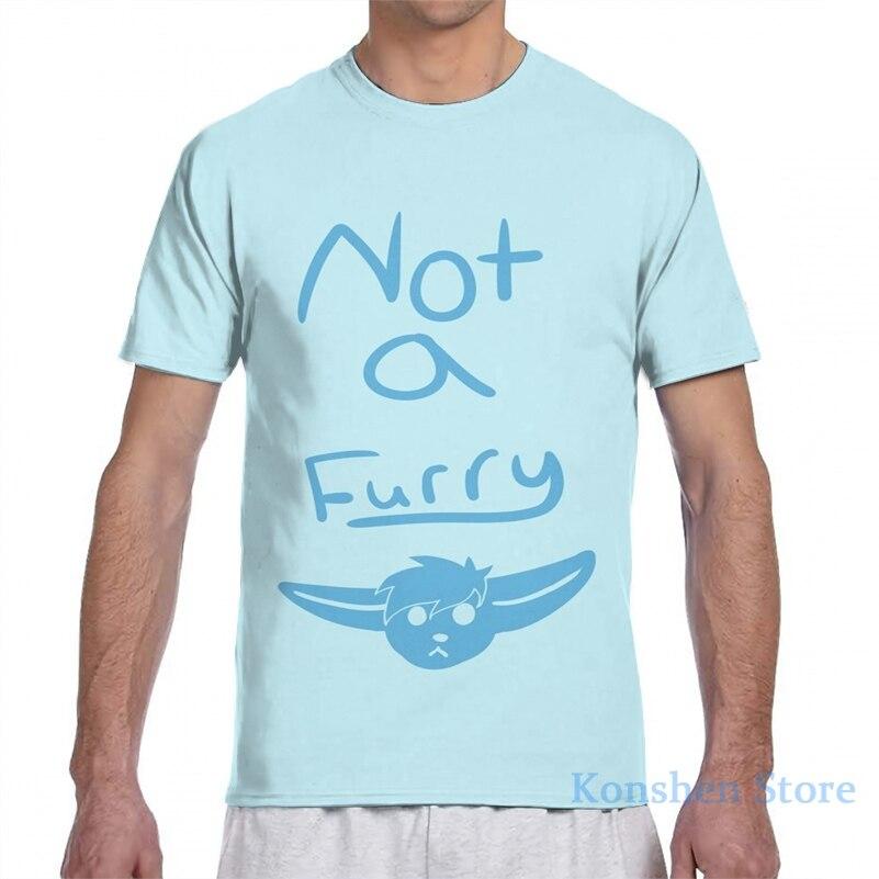 Não um homem peludo t-shirts das mulheres por todo o lado impressão moda menina t camisa menino topos t camisas de manga curta
