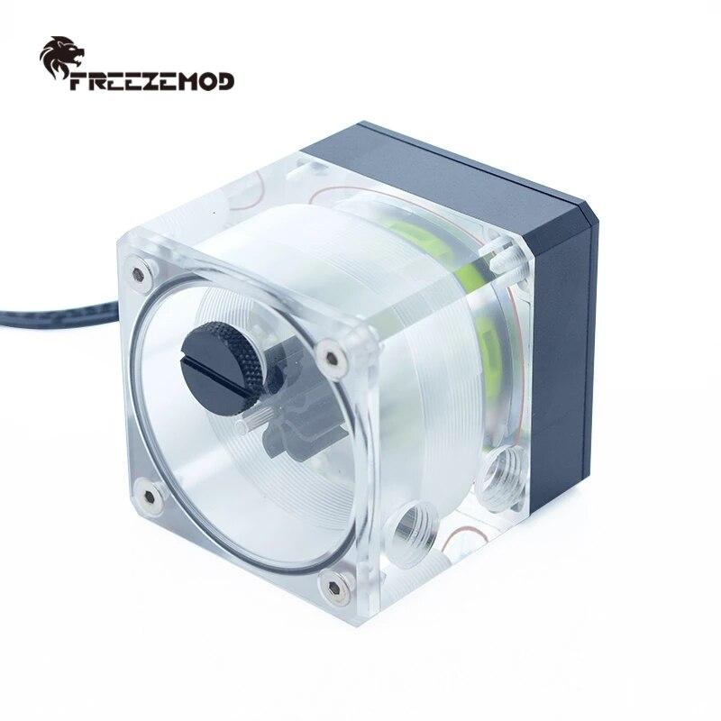 FREEZEMOD مضخة قطعة واحدة مع مزيج خزان مؤشر التدفق لنظام تبريد المياه