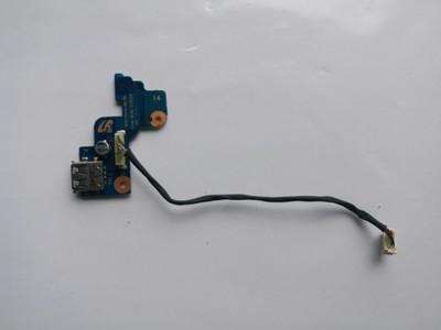 Original de botón interruptor USB junta para Samsung RV408 RV409 RV411 RV415 RV509 RV511 RV515 RV520 BA92-07502A BA92-07488A