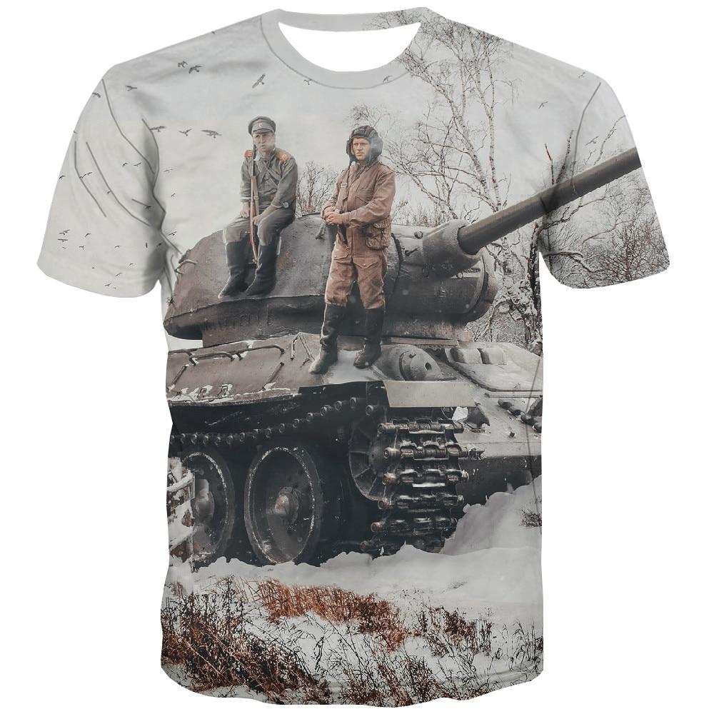 Camiseta uniforme militar camiseta divertida para hombre camiseta de guerra camiseta 3d...
