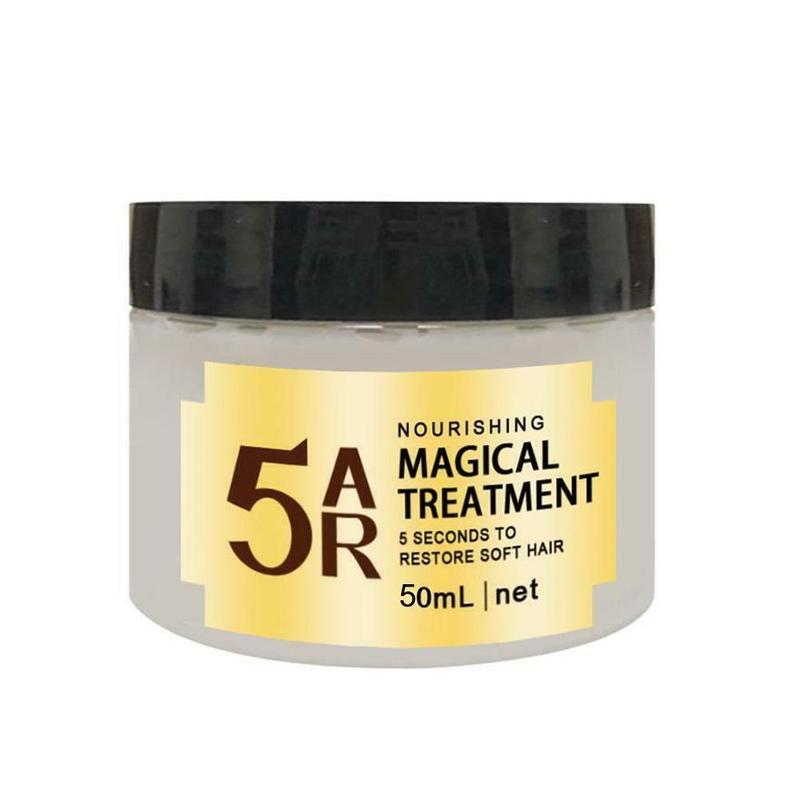 5 segundos daño pelo crema mágica cabello tratamiento mascarilla restaurar suave acondicionador de cabello queratina cuero cabelludo tratamiento crema 60ml