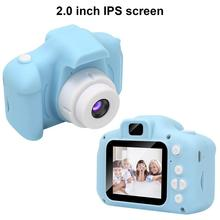 Kids Digital Video Camera Mini Rechargeable Children Camera Shockproof 8MP HD Toddler Cameras Child