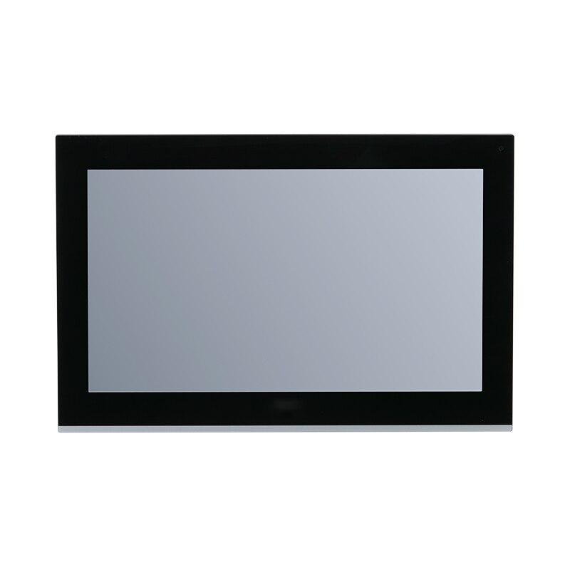 متعددة شقة فيديو نظام اتصال داخلي داهوا VTH5441G بناء المنزل الذكي IP فيديو إنترفون
