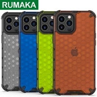 capa for iphone 12 pro max case for iphone 12 mini 11 pro max 6s 7 8 plus honeycomb cover for iphone se 2020 xr xs max cases