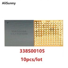 AliSunny 10pcs New 338S00105 Main Audio ic for iPhone 7 7G 6S Plus U3101 & U3500 Big Large Audio Chip  CS42L71 Parts