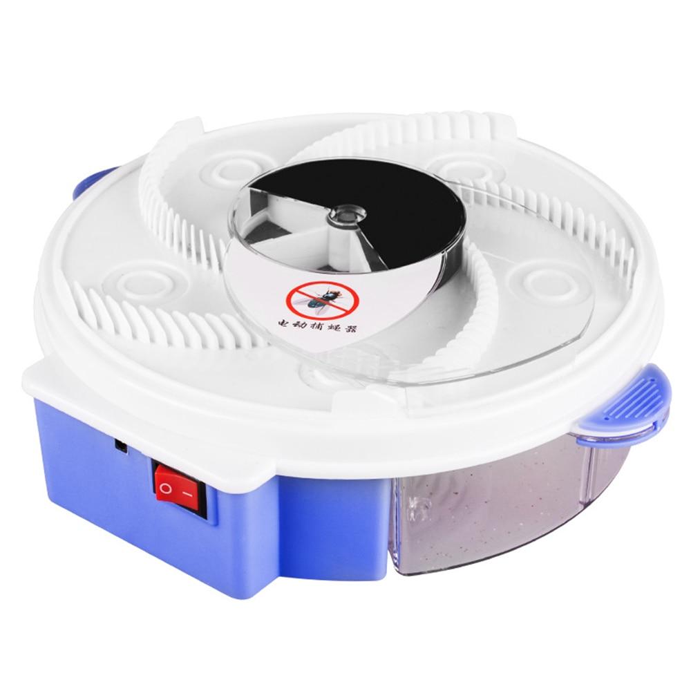 USB muselių gaudyklė automatinis kenkėjų gaudytojas musių - Sodo reikmenys - Nuotrauka 4