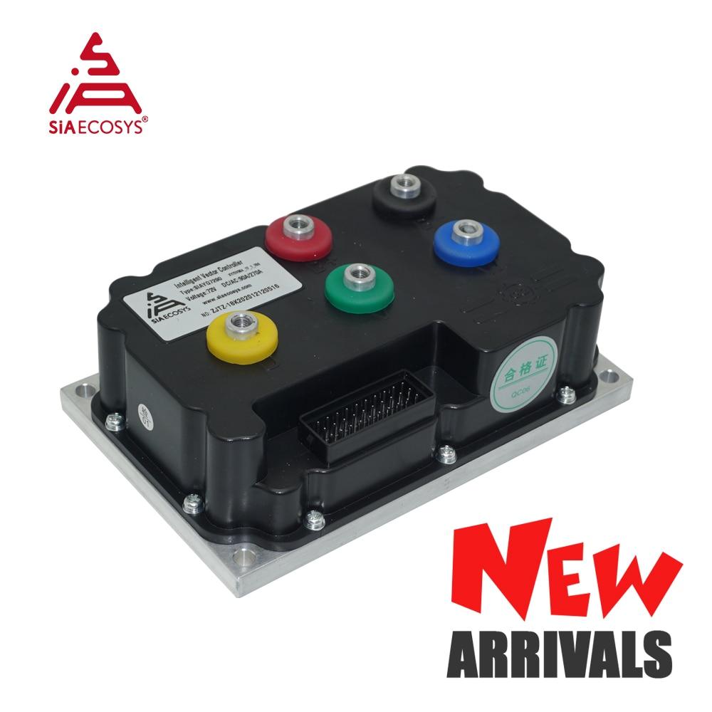 جديد وصول SiAECOSYS للبرمجة SIAYQ7290 72 فولت 110A تحكم عالية سكوتر يعمل بالطاقة الكهربائية الدراجة