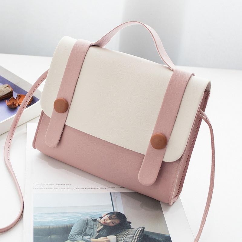حقيبة يد نسائية من جلد البولي يوريثان ، حقيبة يد فاخرة من الجلد الصناعي ، نمط صيفي ، يمكن حملها على الكتف