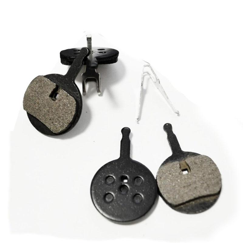 AVID BB5-Pastillas de freno de disco de bicicleta, semimetálicas Cuatro pares envío...