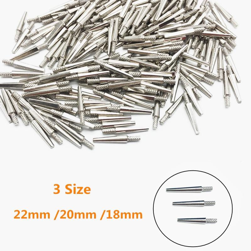 Стоматологические булавки из цинкового сплава, 1000 шт., 3 модели, 22 мм, 20 мм, 18 мм, стоматологический материал