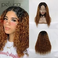 peluca pre plucked deep wave wigs women lace front human hair wigs 13x4 lace closure wigs for black women glueless remy hair