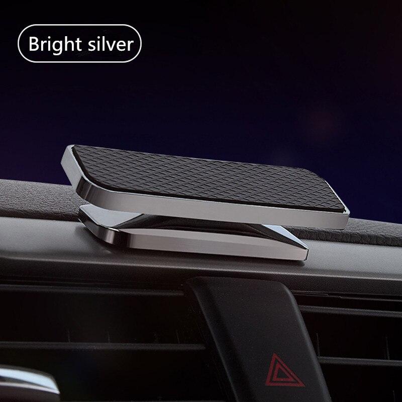Placa de Aleación magnética para teléfono de coche, soporte Universal para Seat...