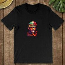 Lemmy Kilmister Cool Hip Hop t-shirt hommes respirant coton été Hipster drôle Streetwear t-shirt femmes vêtements Harajuku