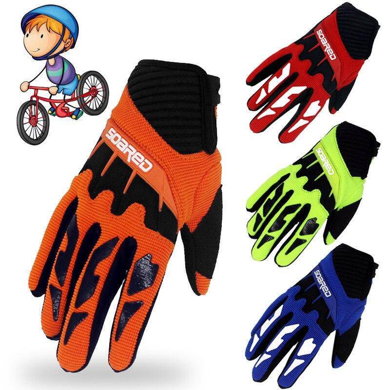 Luvas de Patinação Ajustável de Liberação Acessórios de Esportes ao ar Anos de Idade Crianças Dedo Completo Rápida Handwear Livre 3-12