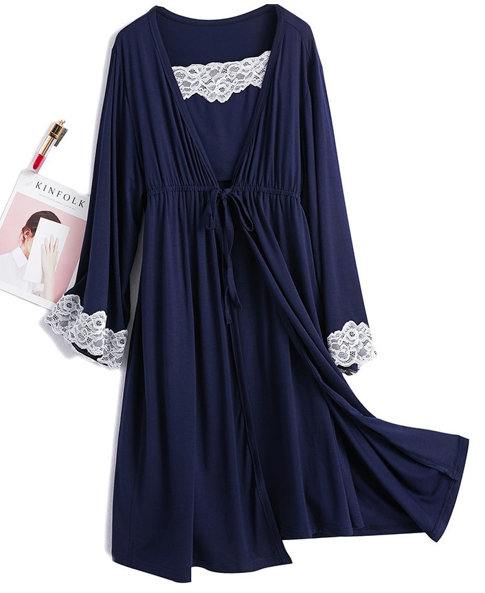 Summer maternity dress T-shirt cotton pregnant women pajamas fashion breastfeeding nightgown suit month clothes