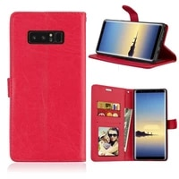 case back cover casing leather wallet magnetic phone cases for samsung galaxy a6 a8 a10 a2 core a20e a20 a30 plus star lite 2018