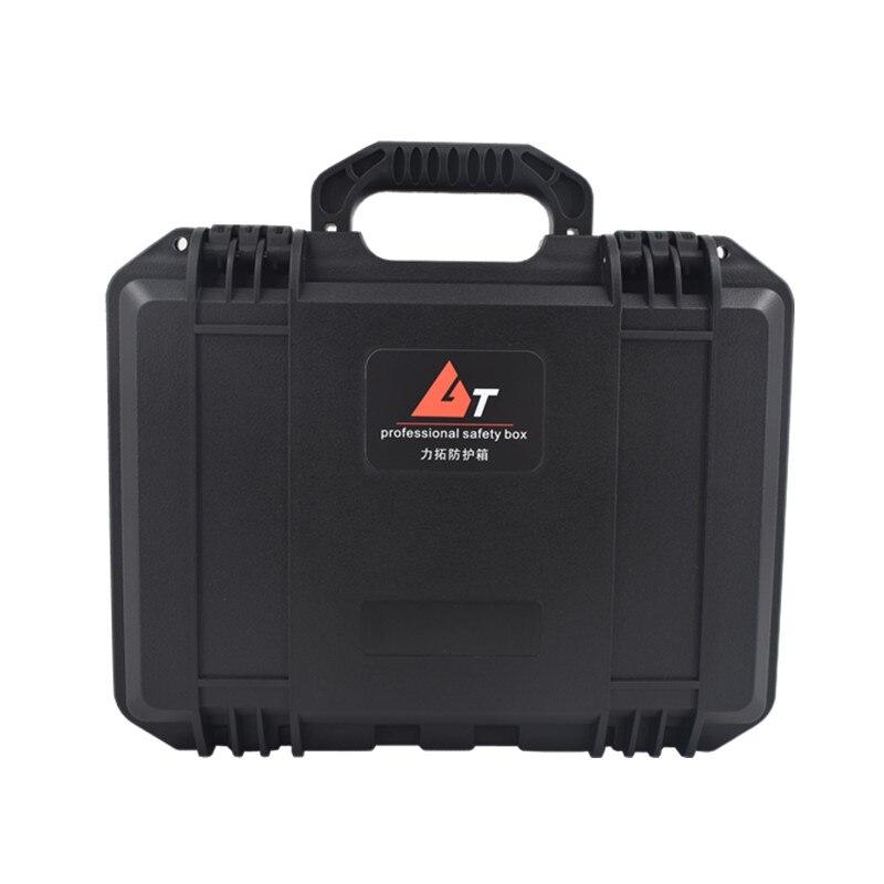 Waterproof Tool Box Plastic Case Suitcase Instrument Box Safety Case Shockproof Box Camera Caja De Herramientas Tool Case DJ60TB