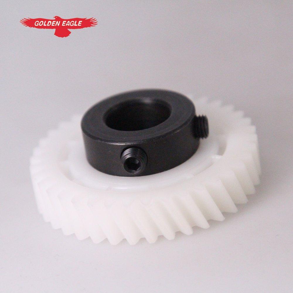 Piezas para máquina de coser PFAFF 463 563 engranaje de eje con dos tornillos 91-170909-92