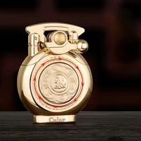 kerosene lighter rocker six character mantra pure copper windproof decompression artifact gift for men smoking accessories