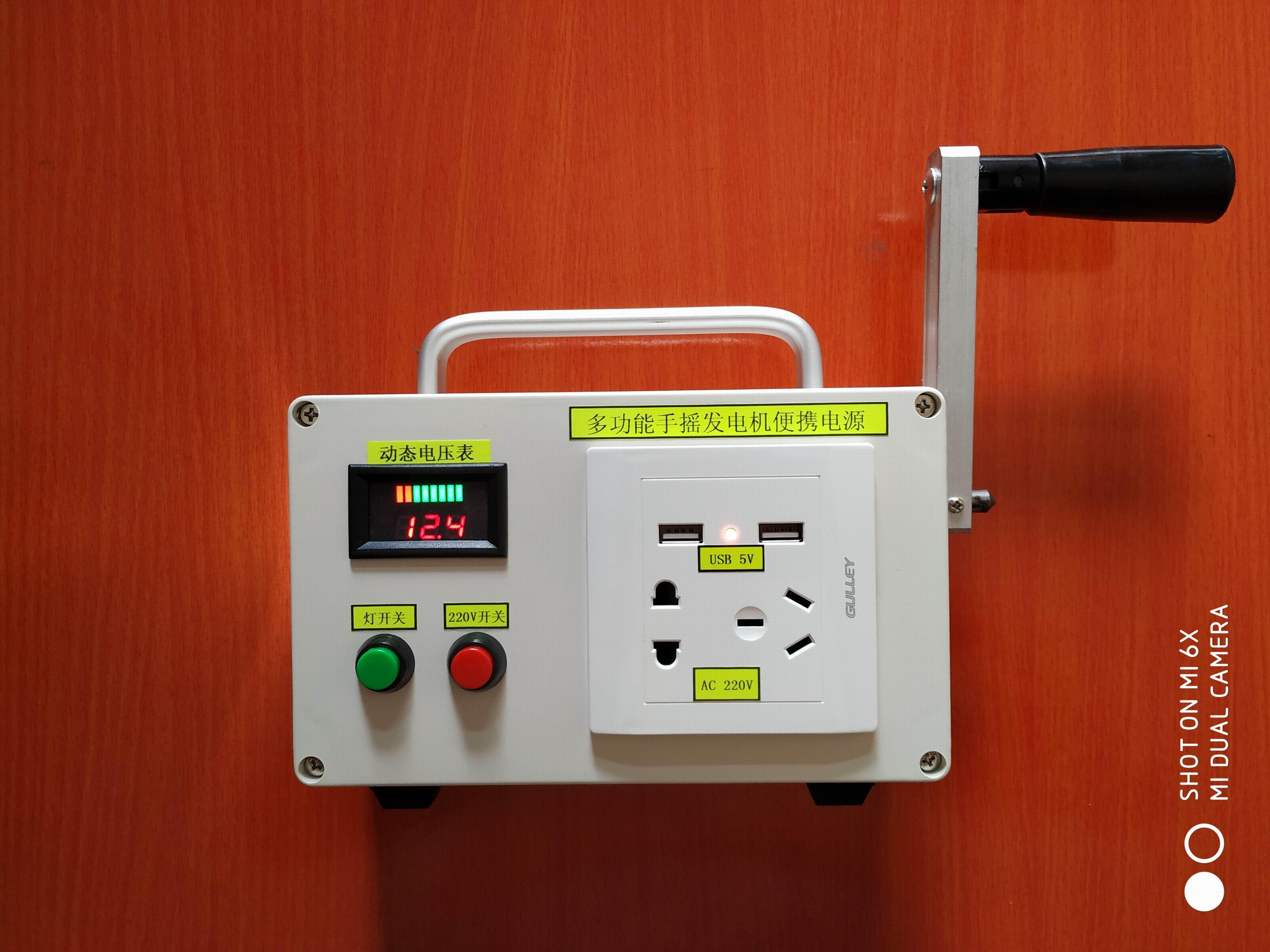 مولد كهربائي في الهواء الطلق الطاقة المتنقلة بو 220 فولت 150 واط ذاكرة سعة كبيرة تعمل بالطاقة الكهربائية الأجهزة التخييم