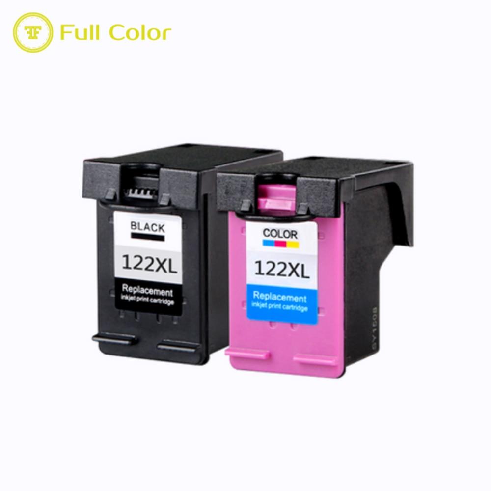 FULLCOLOR tinte patrone für hp 122 kompatibel für hp Envy deskjet 3050A 2050A 1510A 1510 1000 2000 3000 drucker
