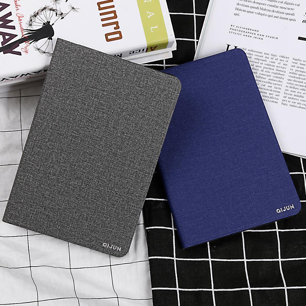 Tela Tablet funda para Apple iPad aire 1 2013 de 9,7 pulgadas soporte protector cubierta de Shell para Apple iPad aire 1 A1474 A1475 A1476