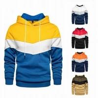 autumn winter men sportswear casual clothing colorful hooed sweatshirts women oversized pullovers