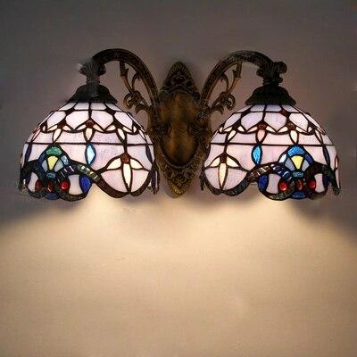 Lámparas de cristal con cuello de cisne, lámparas de techo con cuerda...