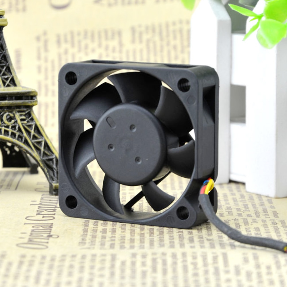 for delta AUB0512HHB DC12V 0.2A W401 5CM 5015 Server Cooling Fan 50x50x15mm pwm 4Pin enlarge