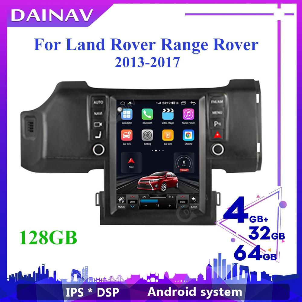 Gps para coche de navegación reproductor multimedia para Land Rover Range Rover...