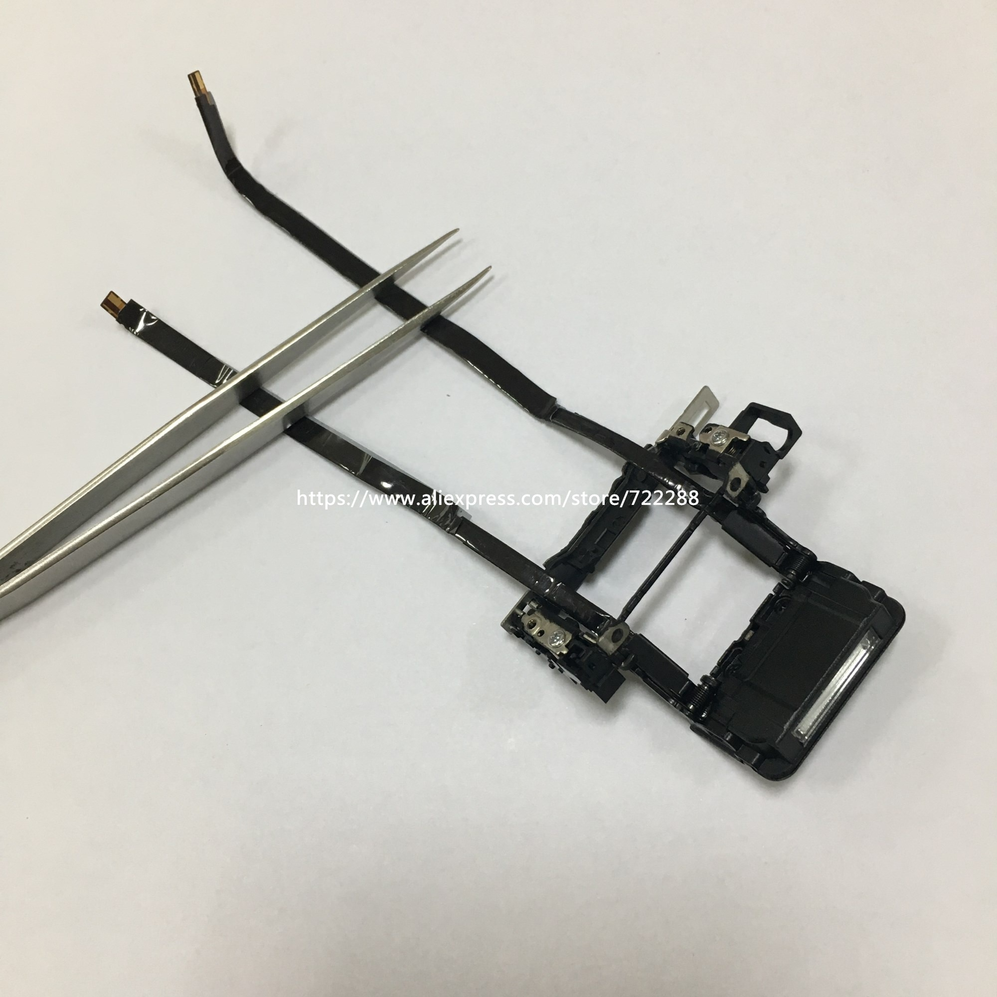 Запасные части для Sony DSC RX100 V IV RX100M4 RX100M5 верхняя крышка вспышки новый