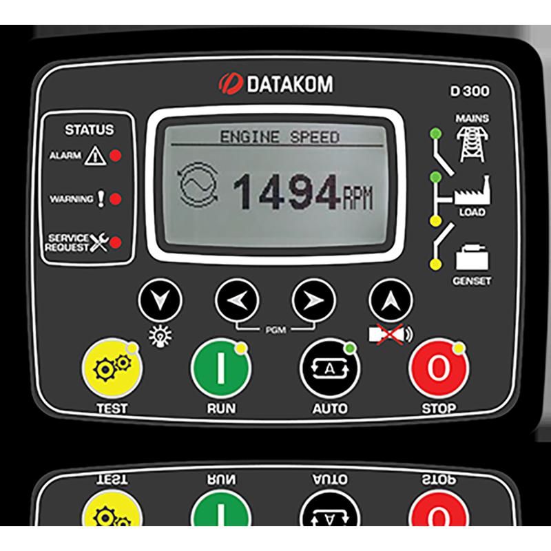 Generator Controller Module  DKG D300 D300MKII