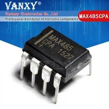 10 PIÈCES MAX485CPA DIP8 MAX485 DIP 485CPA MAX485EPA DIP-8 IC nouvelle et originale