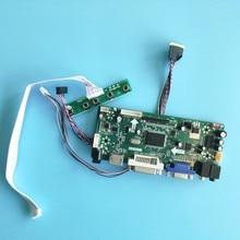 "Kit For LM230WF5-TLA3 23"" Screen Monitor Controller board DVI Panel LED LCD HDMI VGA Audio card DIY 1920X1080 40pin LVDS"