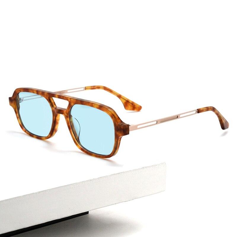 الكلاسيكية العلامة التجارية تصميم نظارات شمسية الرجال النساء Vintage مربع القيادة الصيد نظارات شمسية 100% UV400 العدسات الواقية