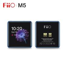 FiiO M5 hi-res Bluetooth HIFI MP3 lecteur de musique AK4377 USB DAC LDAC/AAC/aptX HD 384kHz-32bit DSD128 Portable DAP