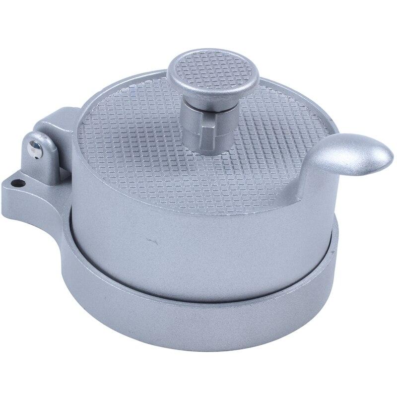 الغذاء الصف الألومنيوم آلة ضغط البرجر نونستيك كوك قالب الطبخ همبرغر مطرقة لحم